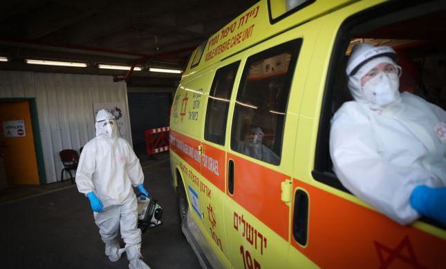 מתחילת המגפה: מעל 40 אלף נדבקי קורונה בישראל