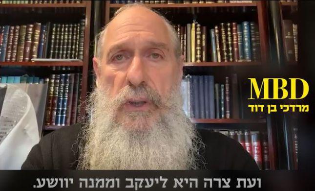 """הזמר מרדכי בן דוד: """"לקנות אותיות בפרויקט כתיבת ספרי התורה לאחדות ישראל"""""""