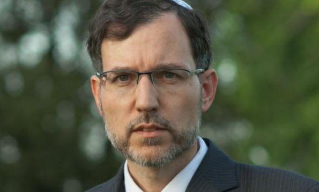 הרב רונן לוביץ' מתנער מהעצומה עליה חתם