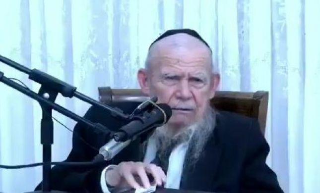 הרב אדלשטיין מציג דרך חינוך מפתיעה בעולם החרדי
