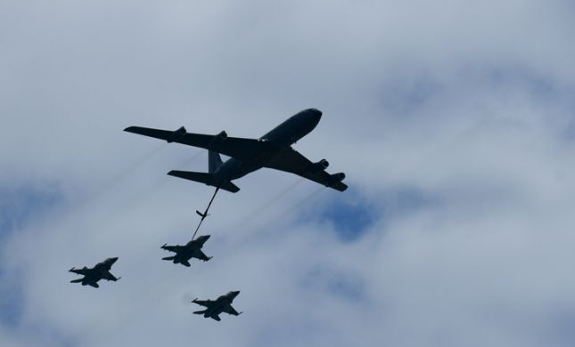 בצל הנגיף: כך יתקיים מטס חיל האוויר ביום העצמאות