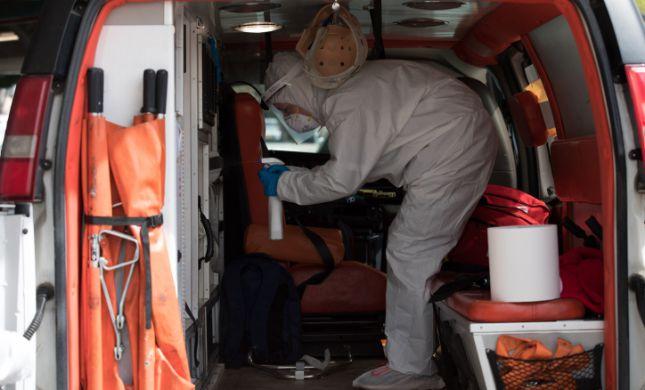 חולת קורונה נוספת נפטרה בישראל; מניין החולים: 6857