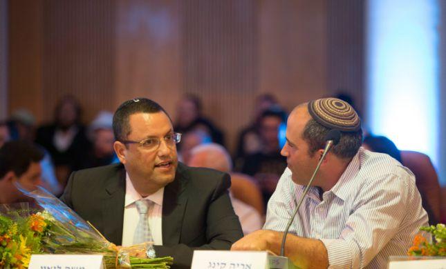 חבר המועצה הסרוג ימונה לסגן ראש העיר ירושלים