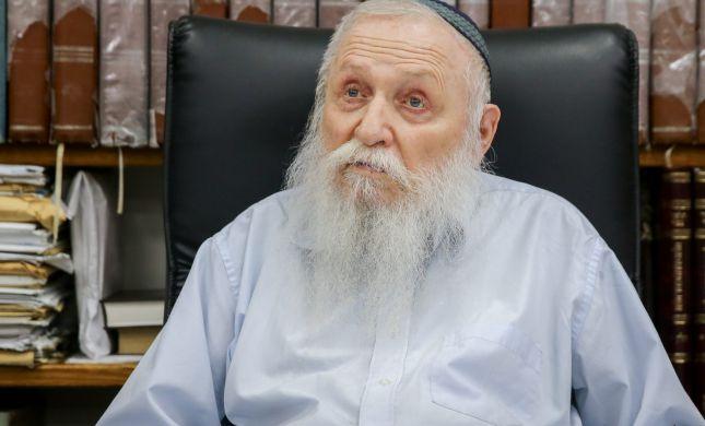 """הרב דרוקמן נגד ש""""ס: הרב עובדיה זועק מהשמים על זה"""