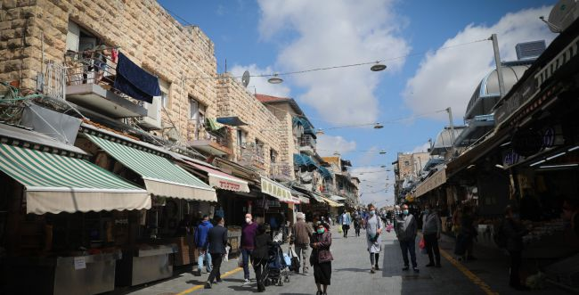 טרגדיה במחנה יהודה: בעל חנות התאבד בגלל המשבר הכלכלי