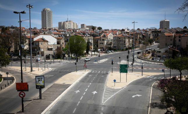 הכניסות והיציאות מערי ישראל ייסגרו למשך 3 ימים