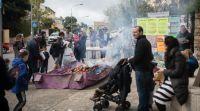 יהדות, מבזקים, על סדר היום שריפת החמץ המרכזית של עיריית ירושלים. צפו