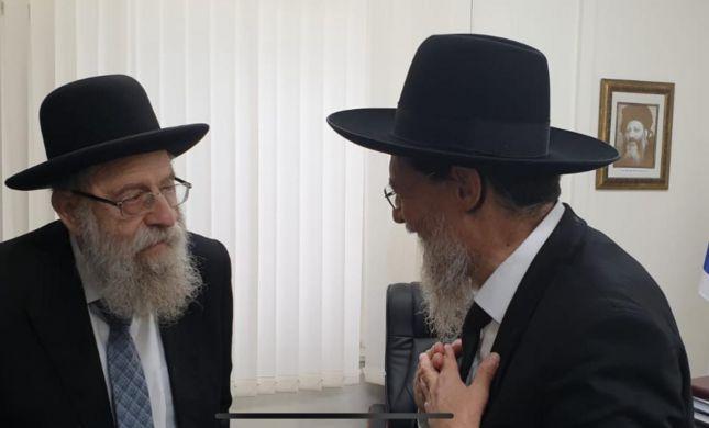 שמו של הרב שטרן הוסר משטרי מכירת החמץ בי-ם