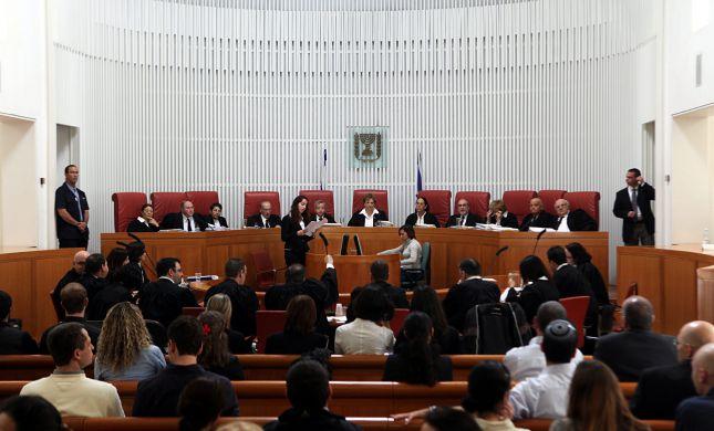 """11 שופטי בג""""צ יקבעו אם תקום ממשלה"""