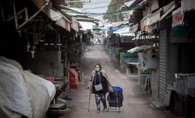 סוחרי שוק הכרמל יעלו לירושלים במחאה על סגירתו