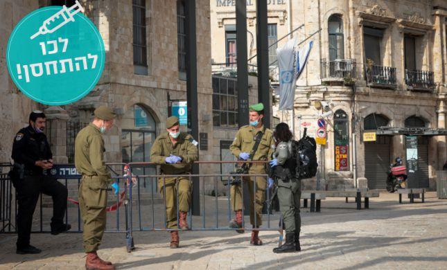 """צה""""ל יתחיל היום לשחרר חיילים לחופשות בסבבים"""