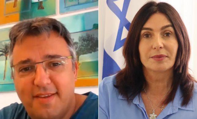 """מנכ""""ל """"מסע ישראלי"""" ישיא משואה ביום העצמאות"""