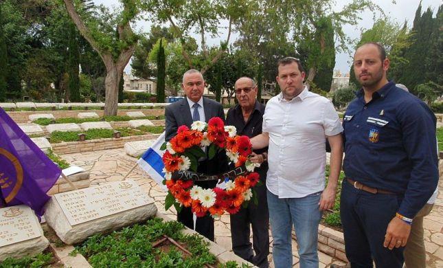 """זוכרים בזום: 72 שנים לזכר לוחם האצ""""ל ברוך מזרחי"""