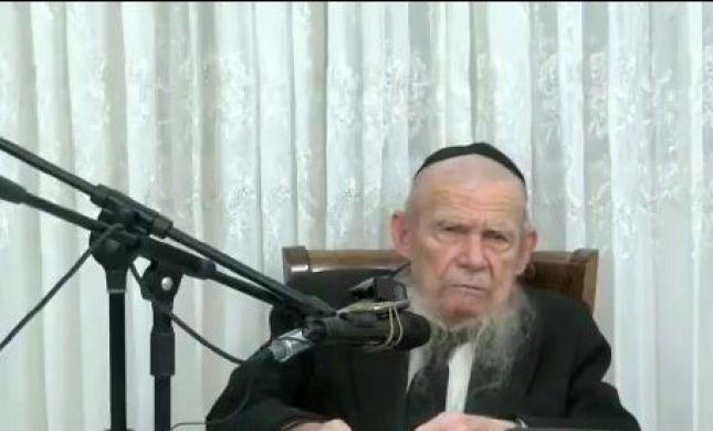 הרב אדלשטיין: אסור תפילה במניין, אסור להזמין לפסח