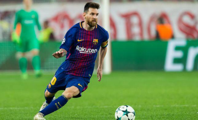צרות בברצלונה ומסי מכחיש דיווחים על עזיבה