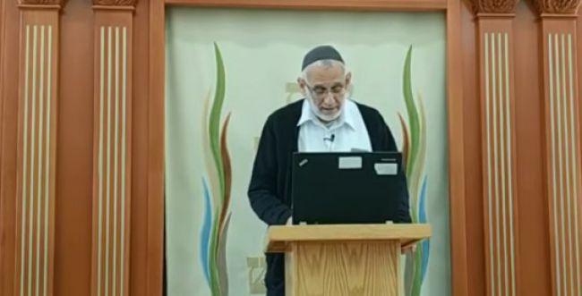 הרב בוצ'קו על פרשת דומא: אי אפשר להאמין לחוקרים