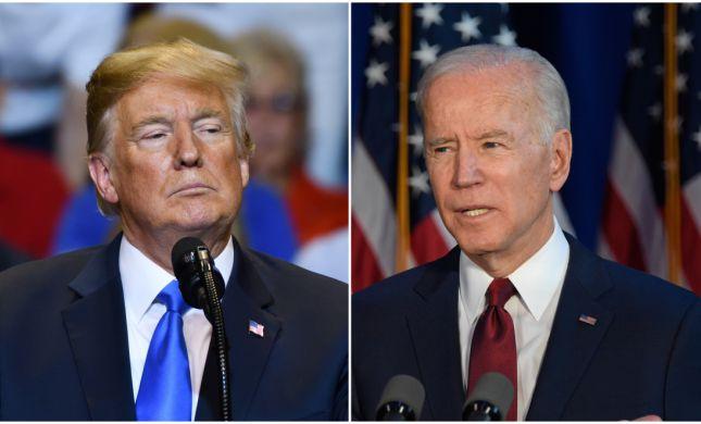 """סקר בחירות בארה""""ב: ביידן פותח פער על טראמפ"""