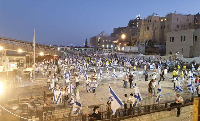 משדר מיוחד: יום ירושלים ותפילה חגיגית בכותל המערבי