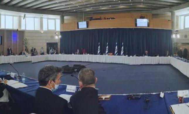 הממשלה אישרה שבעה משרדי ממשלה חדשים