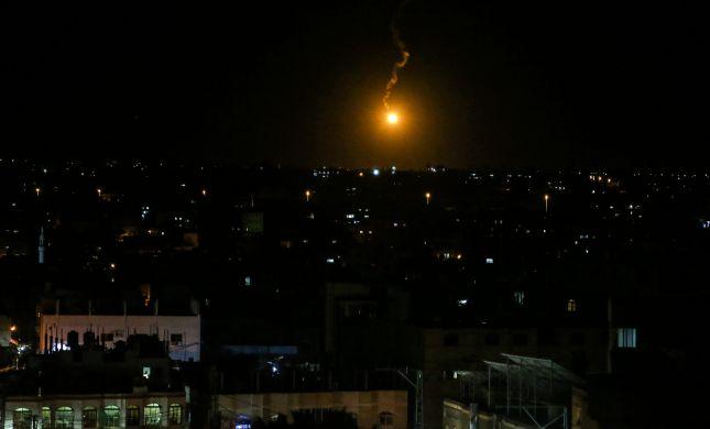 אחרי 6 שבועות של שקט: רקטה שוגרה מעזה לישראל