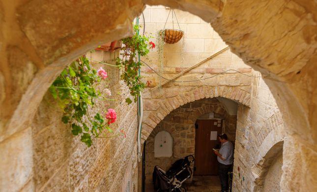 בואו צפו: סיור וירטואלי מיוחד ומרגש בעיר העתיקה