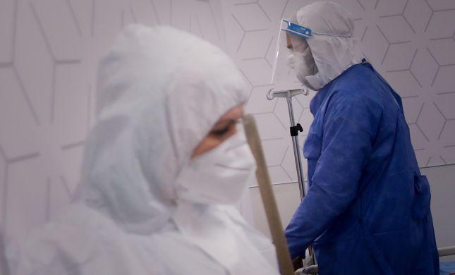 """936 חולים חדשים; 11 נדבקים בבית אבות בת""""א"""