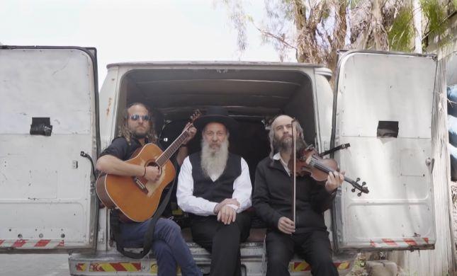 """""""אחים אחים"""": שולי רנד בשיר מחאה למען האמנים"""