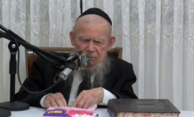 הרב אדלשטיין: זו הסיבה שהרבה חרדים מתו מקורונה