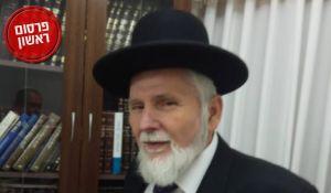 יהדות, מבזקים, על סדר היום מכתב חריף: הרב יצחק יוסף אימץ את גישת הליטאים
