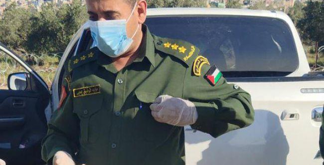 חמור: שוטרים פלסטיניים עצרו ארכאולוגיים יהודים