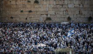 יהדות, מבזקים, על סדר היום במה מיוחד הקשר של עם ישראל משאר הדתות לירושלים?