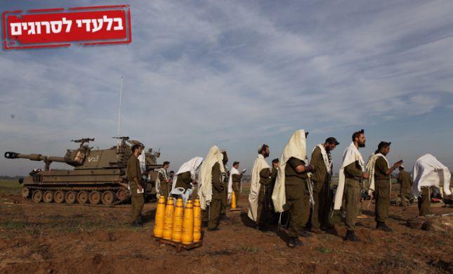 """חיילים דתיים יוצאים להגנתו של סא""""ל ניב אסף"""