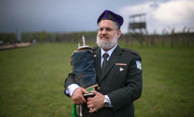 """אחרי 27 שנים: סגן הרבצ""""ר פורש מצה""""ל"""