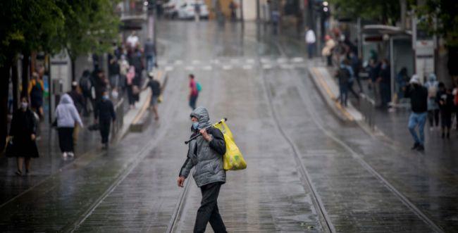 התחממות; ברקים, רעמים וגשם: תחזית מזג האוויר