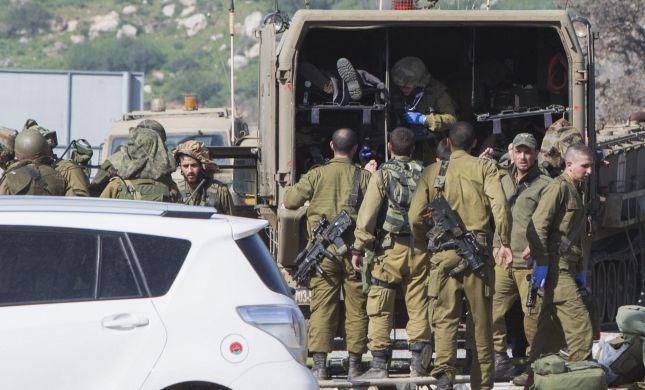 """כוח צה""""ל ירה לעבר חשוד שחצה את הגבול מלבנון"""