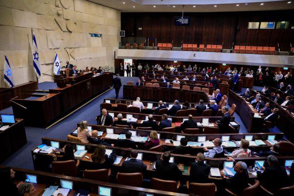 ניצחון לגוש השינוי בהצבעה על הוועדה המסדרת