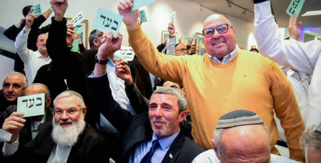 בבית היהודי דחו את הצבעה על אישור ההסכם עם הליכוד