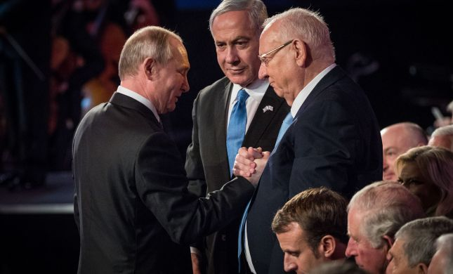 מנהיגי העולם מברכים את בנימין נתניהו ובני גנץ