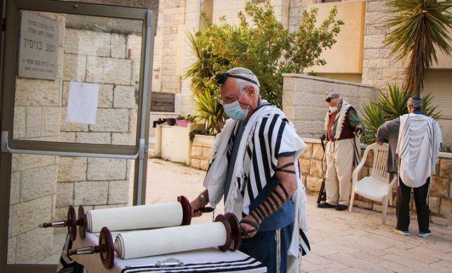 """הרב הראשי לרה""""מ: פתח את בתי הכנסת באופן מיידי"""