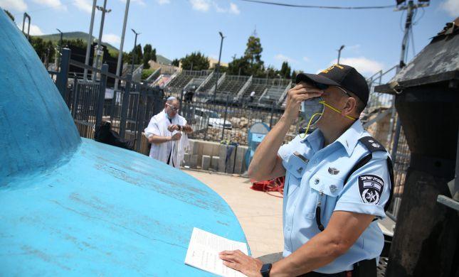 """בג""""צ: הזמנים מצדיקים פגיעה בזכויות תושבי מירון"""