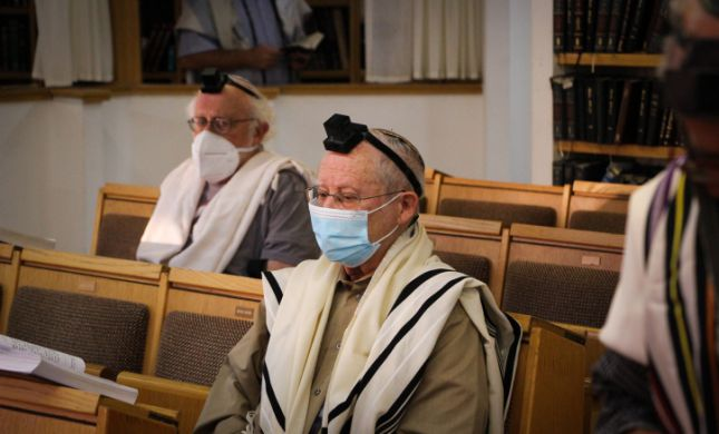על אף היתרונות, החזרה לבתי הכנסת היא בוקר עצוב
