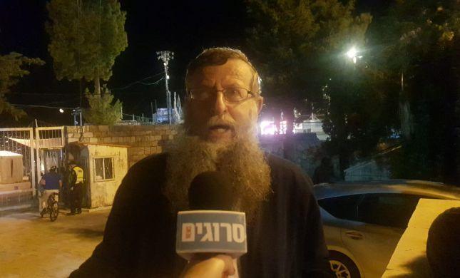 """הרב זאב אלק: """"הצמצום עושה שמחה לעם ישראל"""""""
