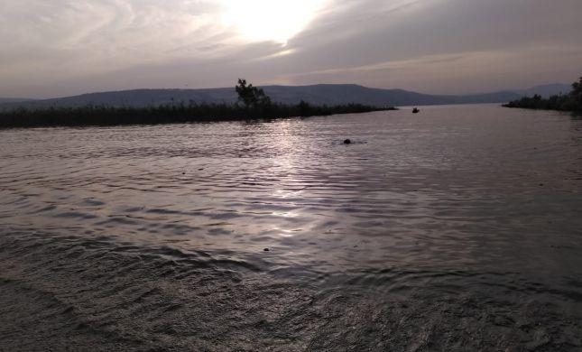 בשל חריגות בבדיקות: חופים בכנרת נסגרו לרחצה