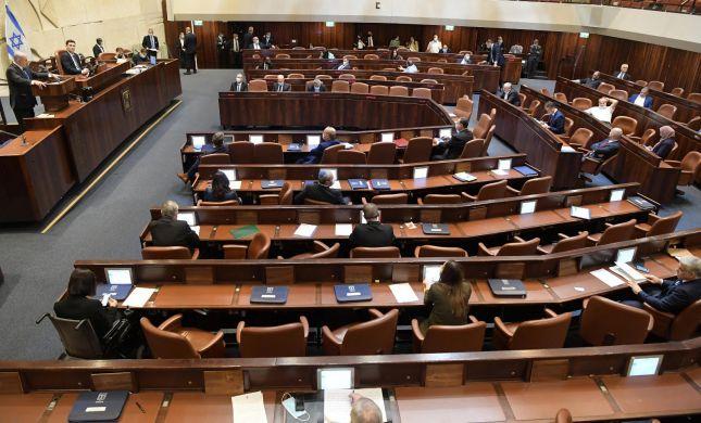 חילוקי דעות בקואליציה: החוק הנורווגי נדחה