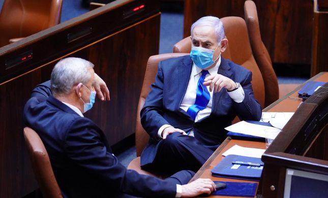 תם המשבר: חברי הממשלה ה-35 הושבעו לתפקידיהם