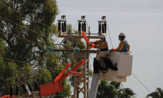 עובדי חברת החשמל: לא נתקן את קווי החשמל לעזה