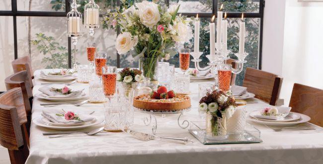 המשביר לצרכן מציג: שולחן החג המושלם לשבועות