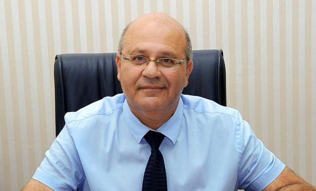 מנהל בית חולים ברזילי יחליף את משה בר סימן טוב