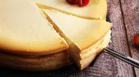 אוכל, מתכונים חלביים להיט: מתכון קל לעוגת גבינה מ-3 מרכיבים. צפו