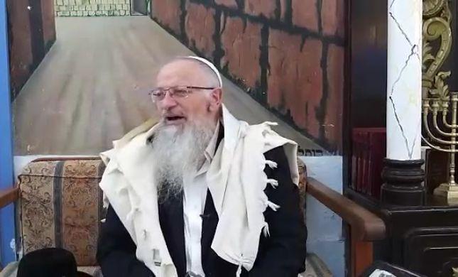 צפו ברב שמואל אליהו: איך נציל את הרפורמים?